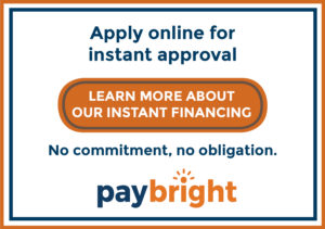 Paybright Financing Option